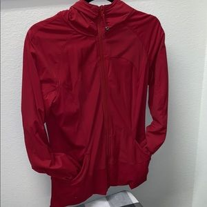 lululemon reversible red jacket / Size 6 / Women's